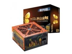 质量评测SUPER FLOWER额定500W 冰山金蝶500战斗版 电源性能怎么样?质量如